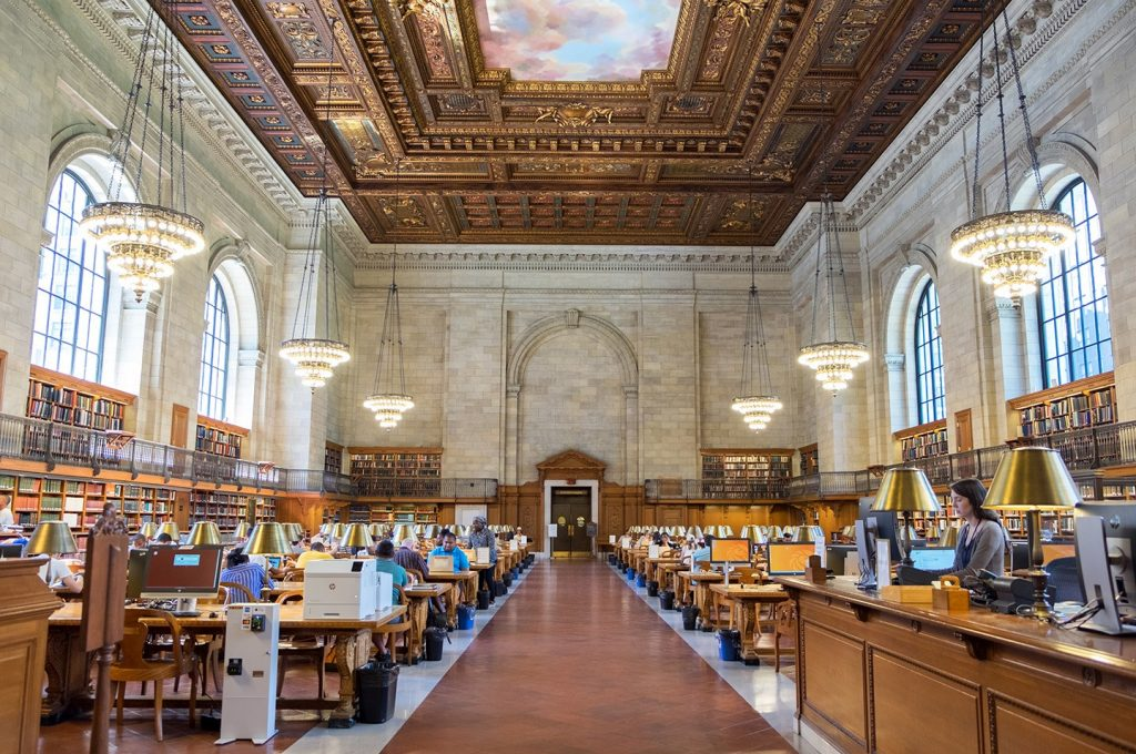 Gary L'Heureux | NEW YORK PUBLIC LIBRARY Walking tour